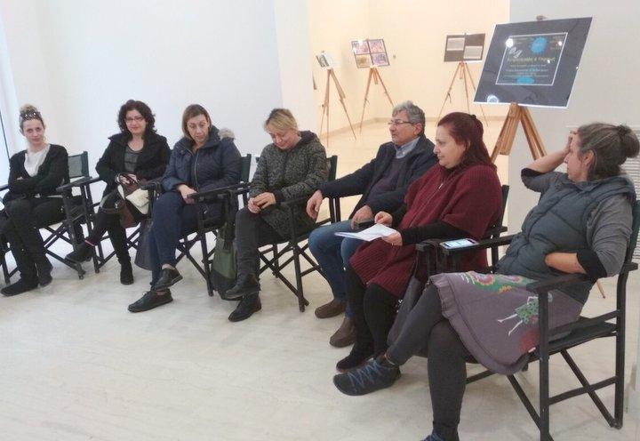 Ανοικτή πρόσκληση για συμμετοχή σε εργαστήρια  θεραπείας μέσω τέχνης