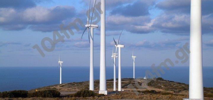 180 χιλιόμετρα ριπή ανέμου στον Αφορεσμένο