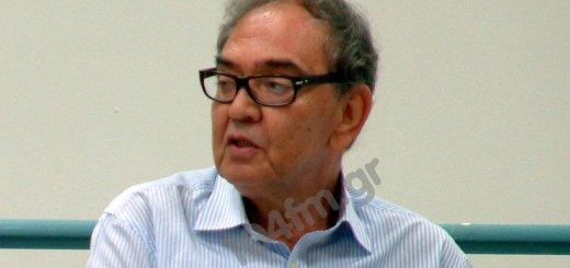 Νίκος Κοκκίνης, υποψηφιότητα για τον Δήμο Αγίου Νικολάου
