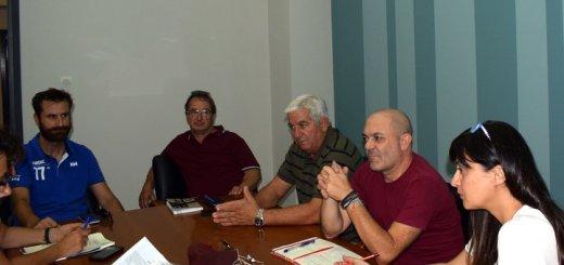 Συνάντηση για τα Ανοικτά Κέντρα Εμπορίου