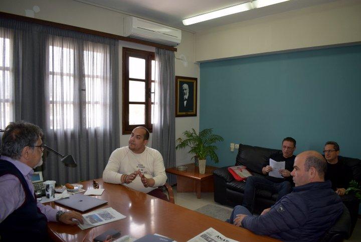 Για τη κίνηση και στάθμευση των ταξί στον δήμο Αγίου Νικολάου
