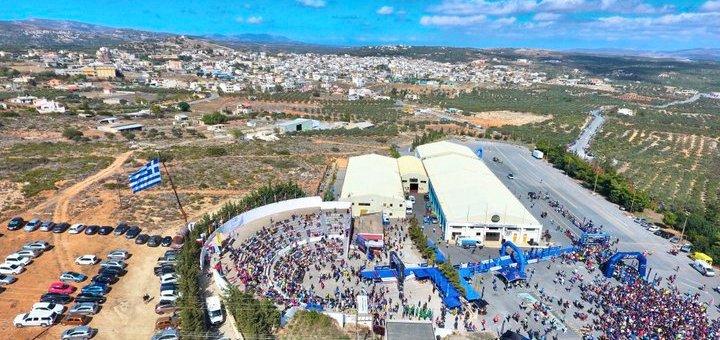 Ο Ημιμαραθώνιος Κρήτης και η έμπρακτη κοινωνική προσφορά στην υγεία και τον αθλητισμό