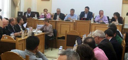 Ψηφίστηκε κατά πλειοψηφία από το Περιφερειακό Συμβούλιο ο προϋπολογισμός του 2019