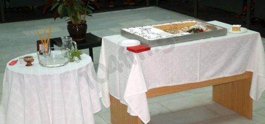 κοπή Πρωτοχρονιάτικης πίτας του Δημοτικού Συμβουλίου Αγ. Νικολάου