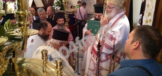 Η Ιεράπετρα τίμησε τον πολιούχο της Άγιο Γεώργιο