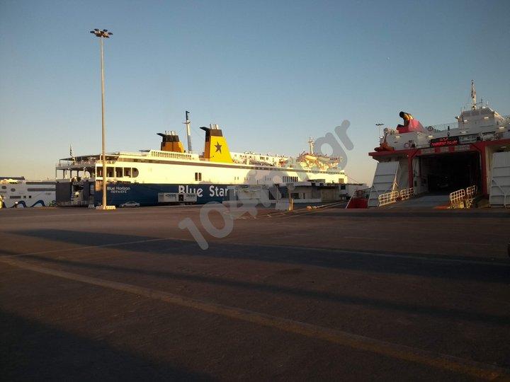 Αποκλεισμός Κρήτης δια θαλάσσης, εν μέσω πανδημίας covid-19