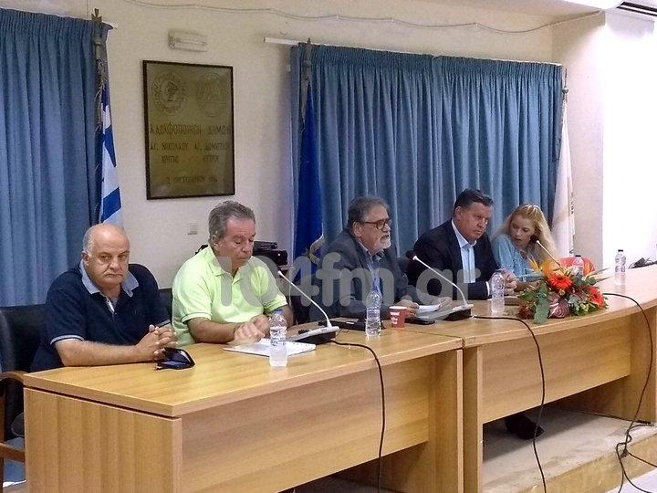 Αντώνης Ζερβός, Mircia Gutău