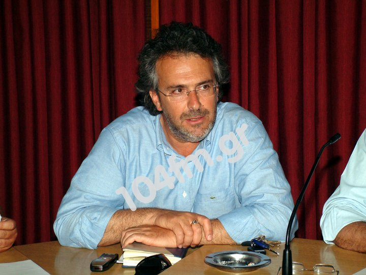 Γιώργος Ζερβάκης, παραίτηση από το Κτήμα Τοπλού