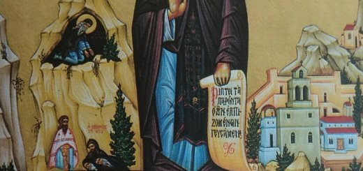 Αγρυπνία για στη μνήμη Οσίου Ιωσήφ του Γεροντογιάννη στην Ιερά Μονή Καψά