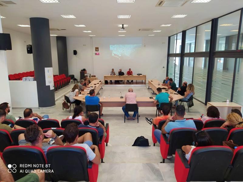Μελέτη Οργάνωσης Χερσαίας Ζώνης Λιμένος Ιεράπετρας, παρουσίαση