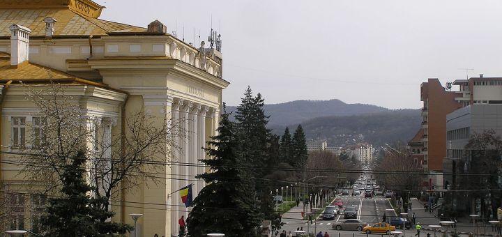 αδελφοποίηση με το Δήμο Ramnicu Valcea της Ρουμανίας