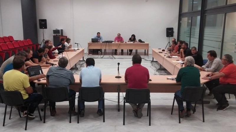 «Όχι» στα νέα μέτρα για τον αγροτικό κλάδο από την Επιτροπή Αγροτικών Θεμάτων του Δήμου Ιεράπετρας
