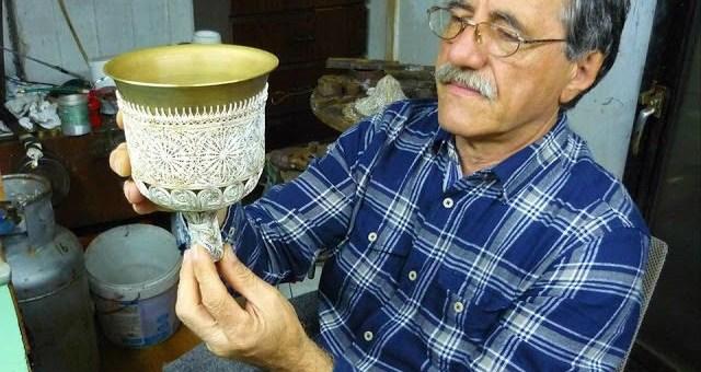Πέτρος Μαργιολάς, ο μοναδικός ασημουργός και τεχνίτης του Φιλιγκράν