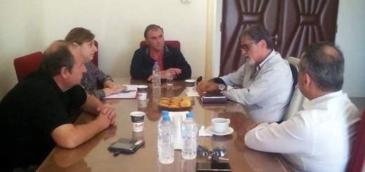 Σύσκεψη για φιλοξενία των προσφύγων στο Λασίθι