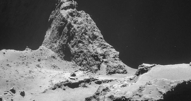 Rosetta μια ματιά στο παρελθόν πριν τη ζωή