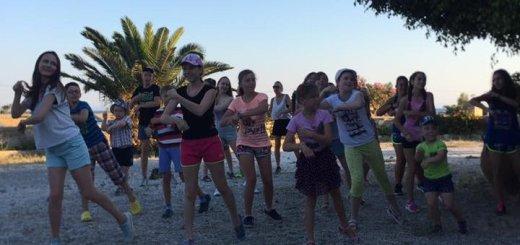 Η Κρήτη δίνει ζωή, φιλοξενία παιδιών 2017