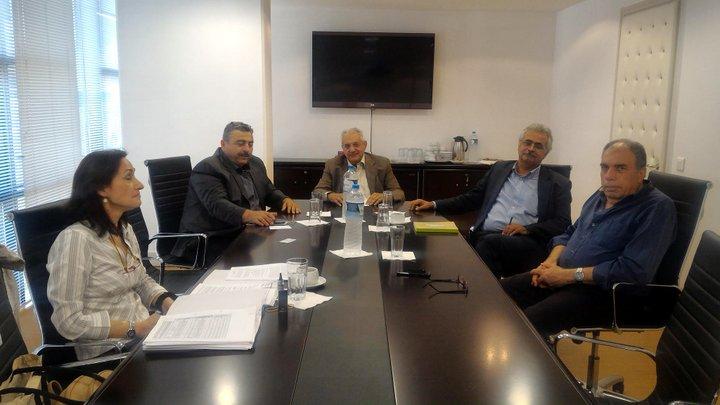 Η ενεργειακή ασφάλεια της Κρήτης στη συνάντηση Καλογερή ΔΕΔΔΗΕ