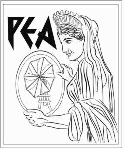νέο λογότυπο του συλλόγου γυναικών Ρέα, φιλοτέχνησε ο Ρουσσέτος
