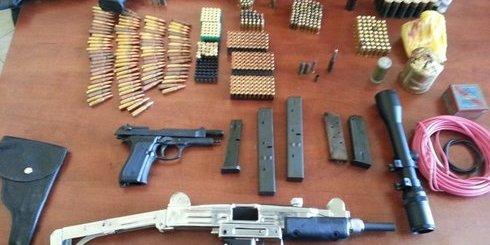 όπλα και εκρηκτικά