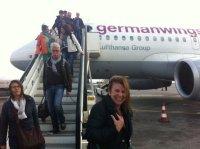 πρώτοι Γερμανοί τουρίστες