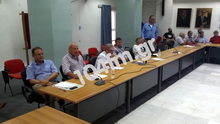 Σύγχρονος Δήμος για το κτίριο δημοτικών υπηρεσιών