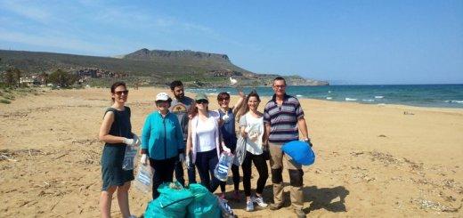 Τουρισμός και Απορρίμματα στα νησιά της Μεσογείου