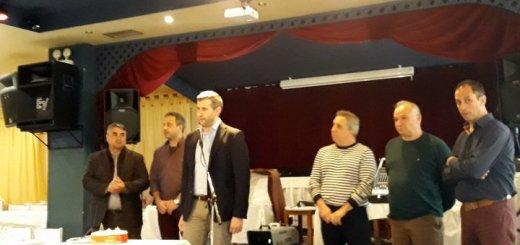 Σύλλογος Οροπεδιωτών Λασιθιωτών Αγίου Νικολάου ΔΙΑΣ, νέο ΔΣ, ευχαριστίες