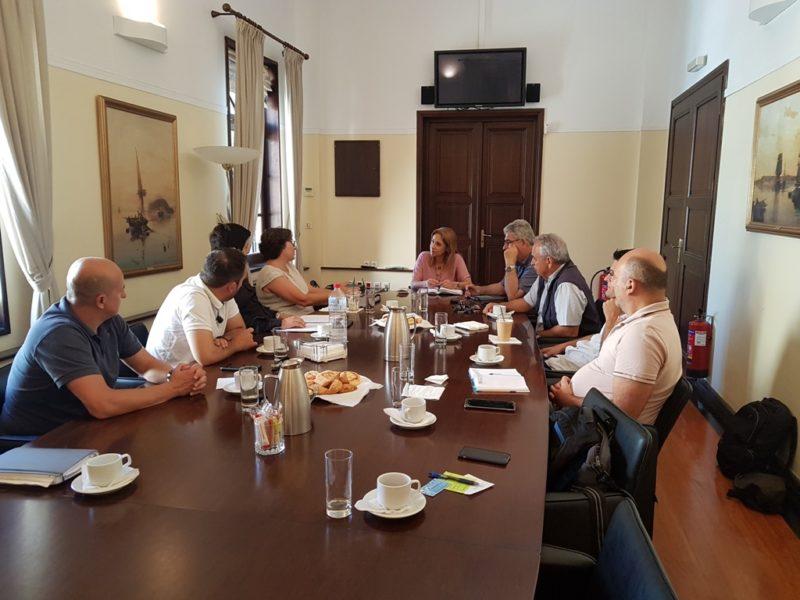 Ενημέρωση για τον λαγοκέφαλο στην αποκεντρωμένη διοίκηση Κρήτης