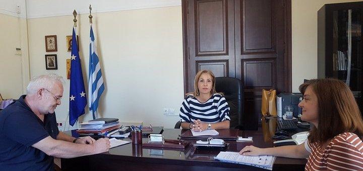 Κατάρτιση Σχεδίου Δράσης για την αντιμετώπιση ξηρασίας – λειψυδρίας στην περιφέρεια Κρήτη