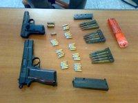 πιστόλια σφαίρες