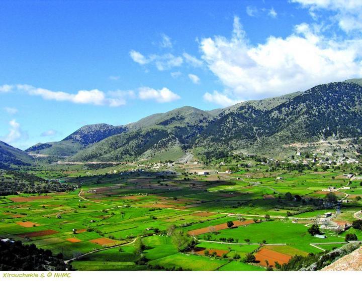 Η έρευνα πραγματοποιήθηκε στις 53 περιοχές που καταλαμβάνει το Δίκτυο NATURA 2000 στη Κρήτη