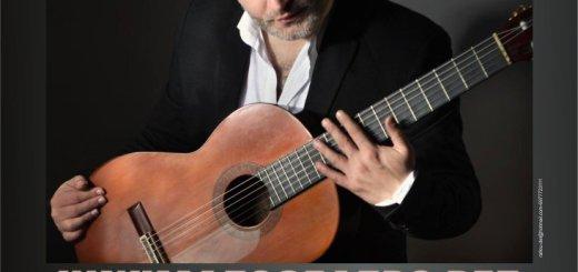 Παναγιώτης Μάργαρης, με τη μαγεία της κλασικής κιθάρας