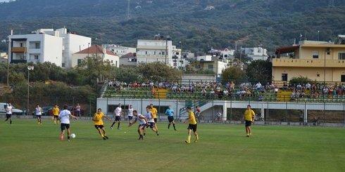γήπεδο Νεάπολης