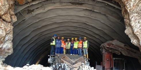 το τούνελ