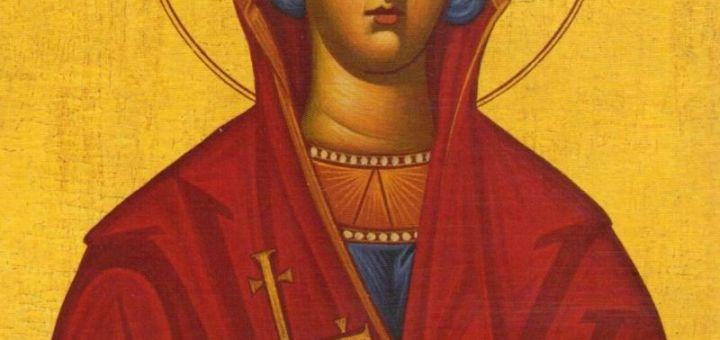 Πρόγραμμα πανηγύρεως Ιερού Ναού Αγίας Μαρίνης Καλογέρων Ιεράπετρας