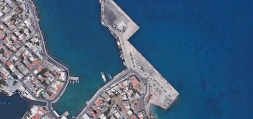 Προμήθεια και εγκατάσταση εξοπλισμού ασφαλείας στο λιμάνι Αγίου Νικολάου