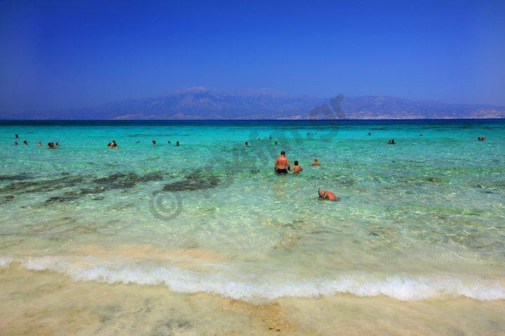 παραλία στη Χρυσή, Ιεράπετρα