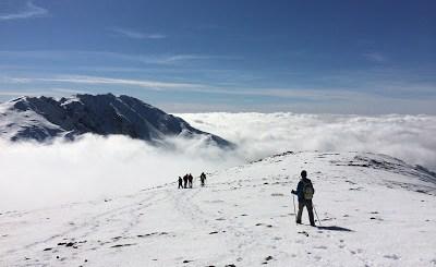 Ορειβατικός Σύλλογος, πεζοπορία στο Κρούστα