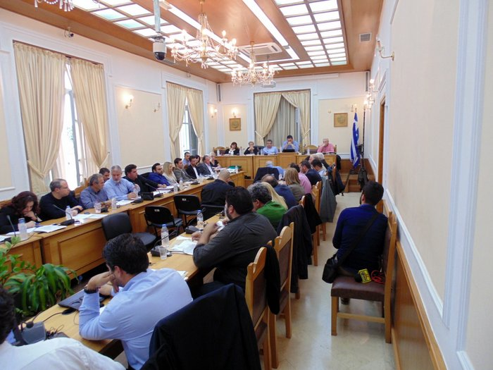 το Περιφερειακό Συμβούλιο Κρήτης