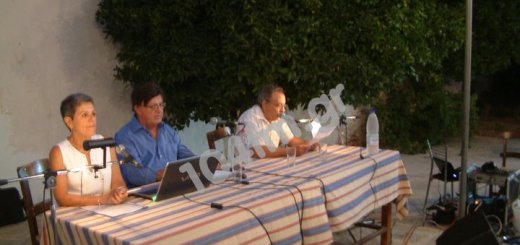 Ο Έλληνας Τούρκος, παρουσίαση στη Φουρνή