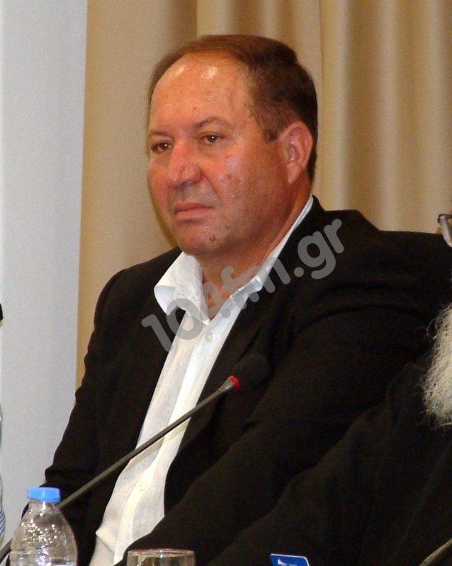 Γιάννης Γουλιδάκης, αντιπεριφερειάρχης Λασιθίου