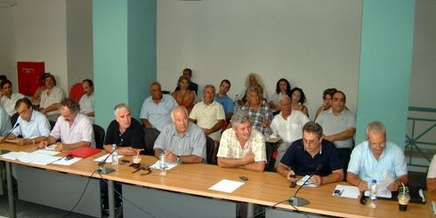 Δημοτικό Συμβούλιο Μαρίνα