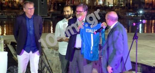 17ο παγκόσμιο πρωτάθλημα ποδηλασίας δημοσιογράφων, καλοσώρισμα