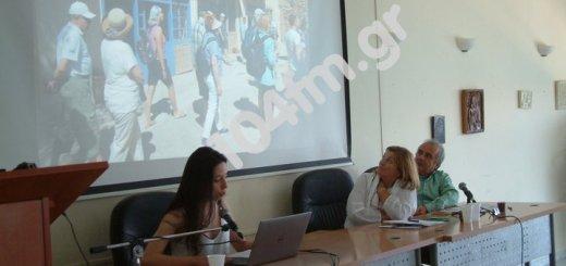 Σπιναλόγκα πηγή έμπνευσης για νέους επιστήμονες και δημιουργούς