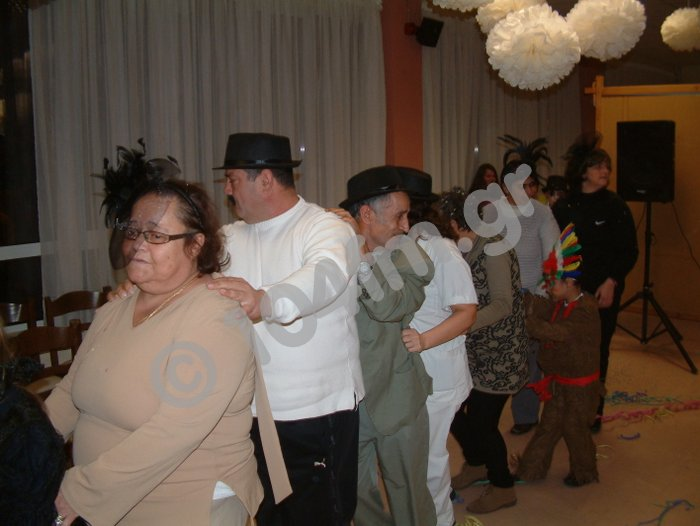 από το χορό