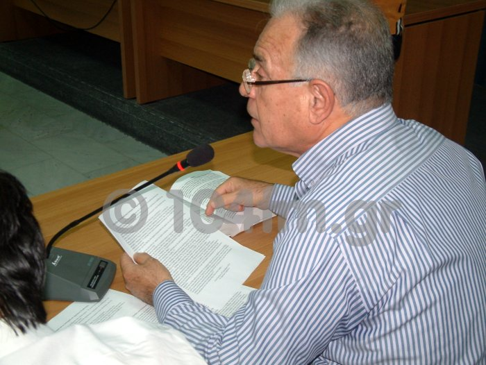 Ο επικεφαλής της αντιπολίτευσης στο Δ.Σ Αγίου Νικολάου μίλησε για πρωτοφανή φαινόμενα