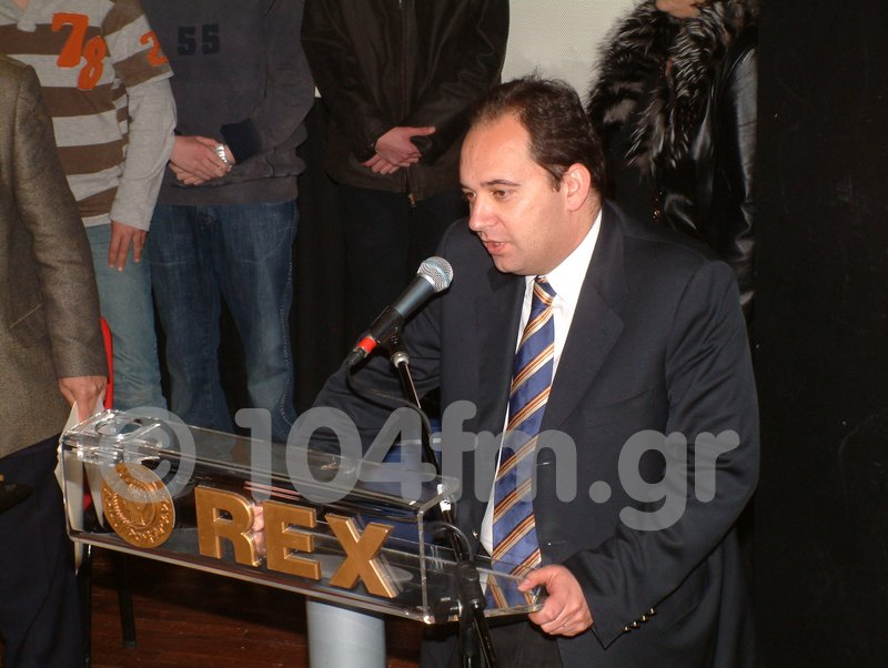 Γιάννης Πλακιωτάκης, ομιλία στον Άγιο Νικόλαο