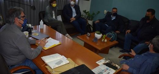 Σύμβαση για Ενεργειακή Αναβάθμιση και Αποκατάσταση Γυμνασίου – Λυκείου Νεάπολης