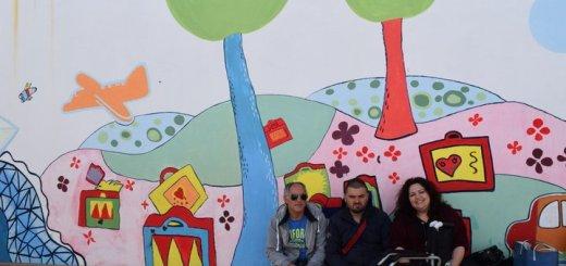 αναπηρικό αμαξίδιο δωρήθηκε σε μαθητή