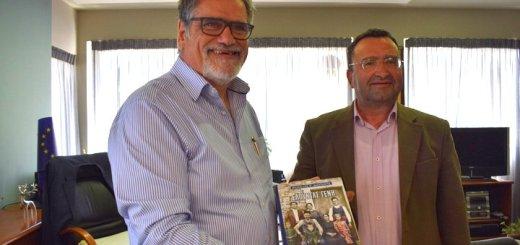 Ελούντας γένη του Μανώλη Μακράκη στον δήμαρχο Αγ Νικολάου